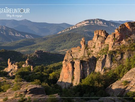 Belogradtchik, ses rochers et sa forteresse