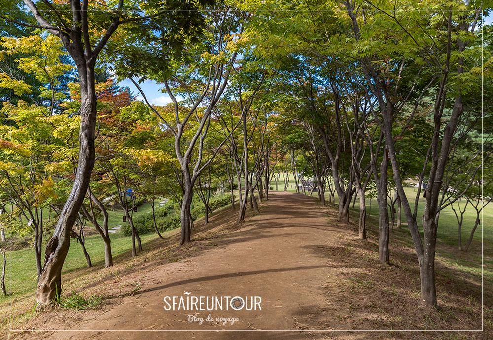 parc de Namisan
