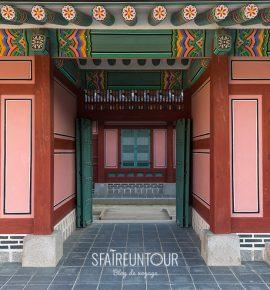 Gyeongbokgung, le palais de la dynastie Joseon