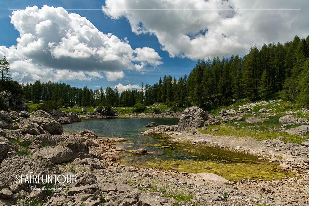 Lac de la vallée 1
