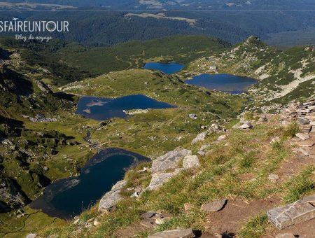 Les septs lacs de Rila