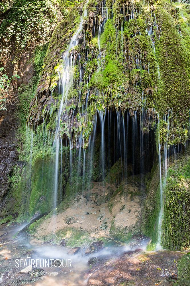 Cascade de Krushuna