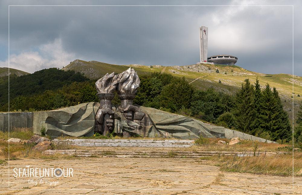 Sculpture de Bouzloudja