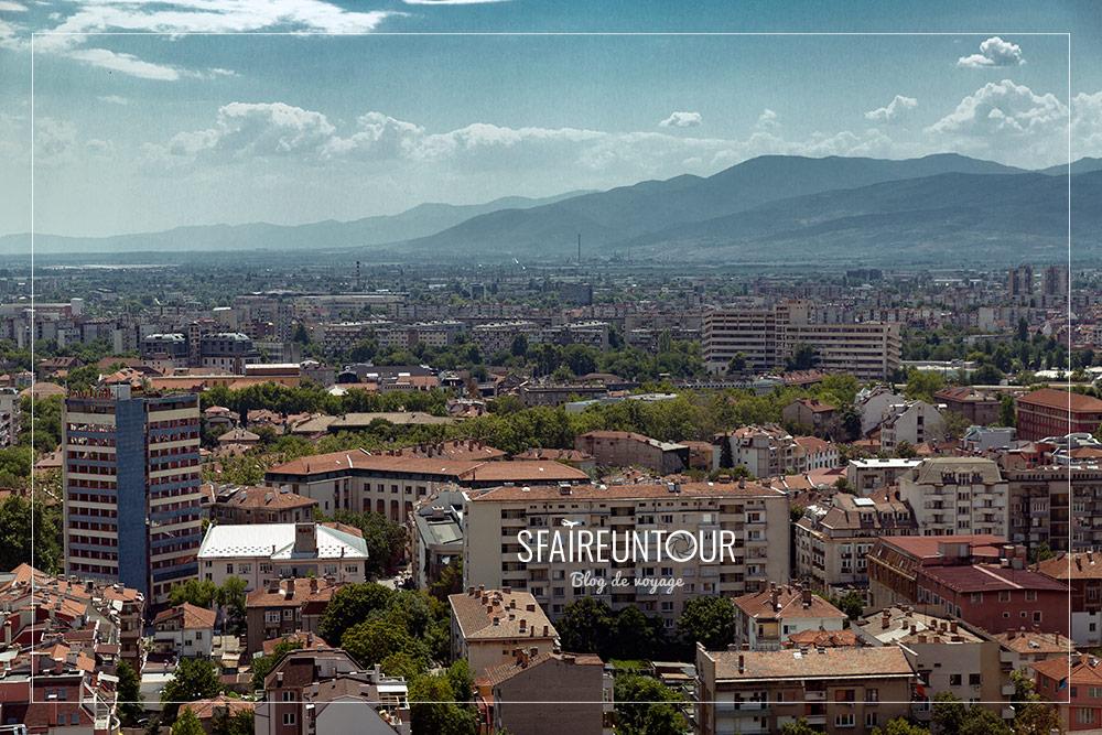 vue de Plovdiv 1