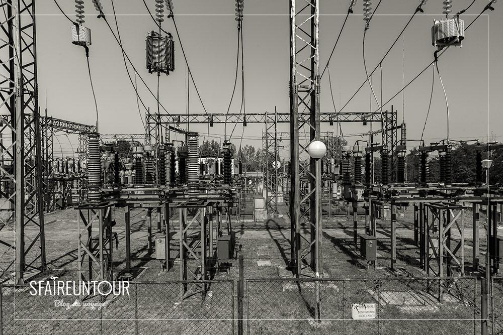 Usine électrique d'Assénovgrad