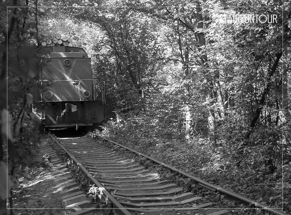 train du tunnel