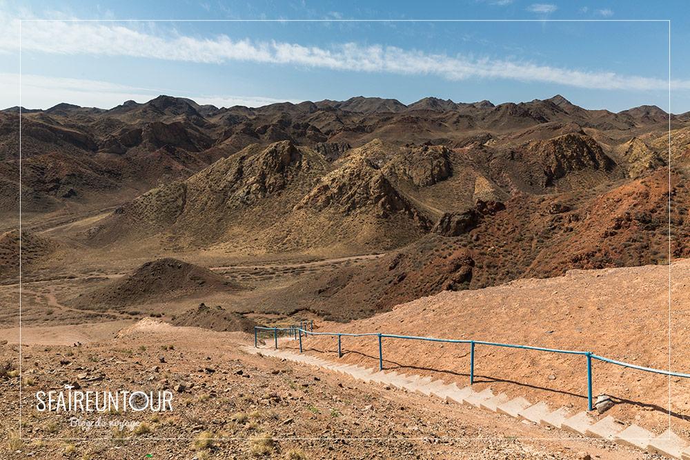Canyon de Charyn 1