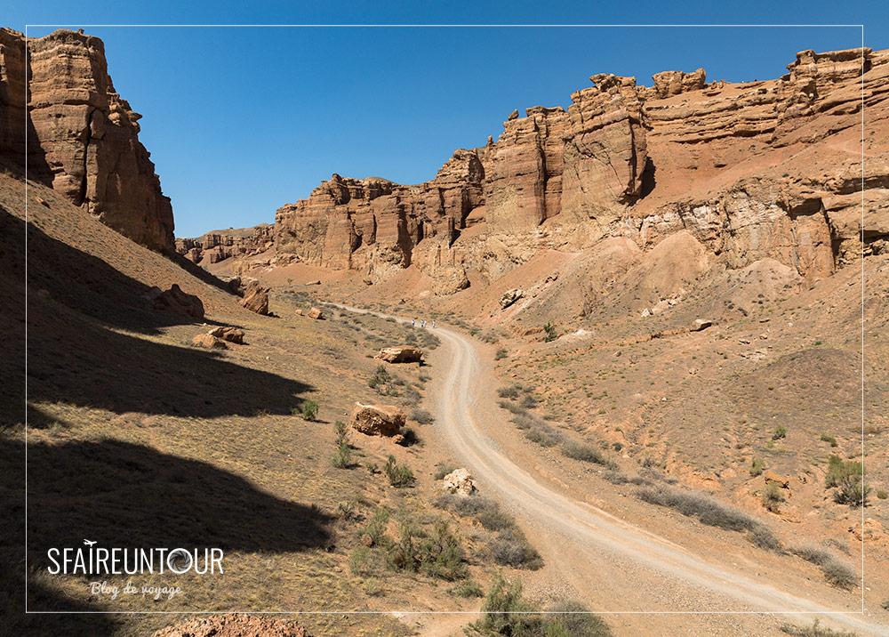 Canyon de Charyn 4