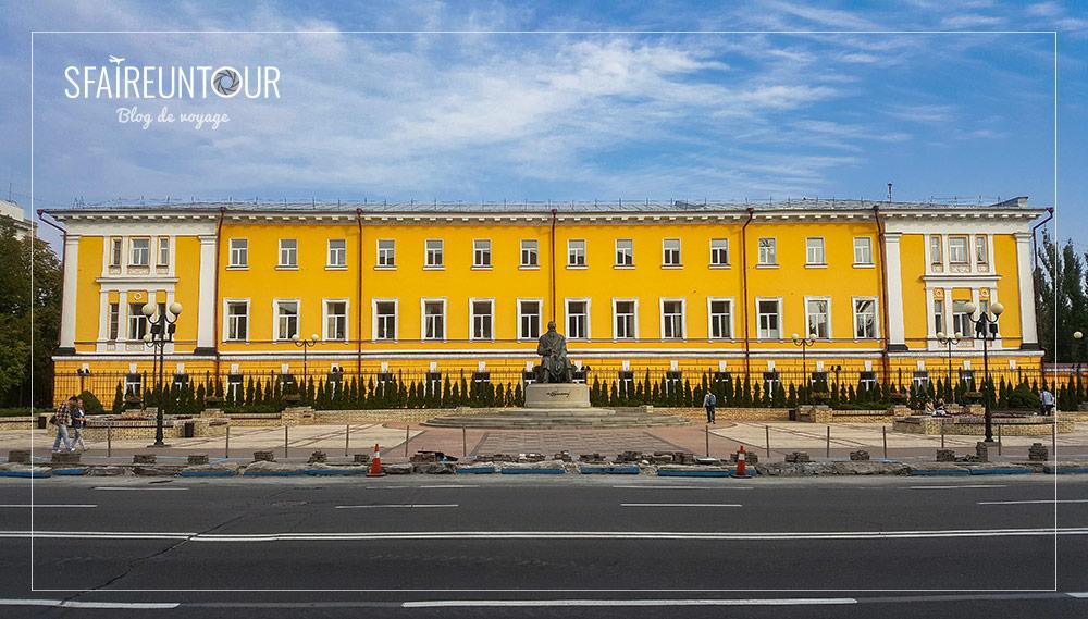 Bâtiment de Kiev 2