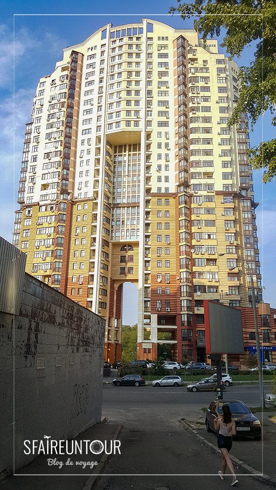 Buildings de Kiev 1