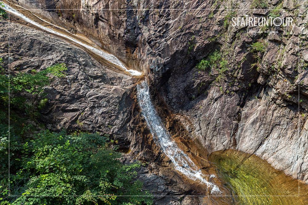 Gorge de Biryong