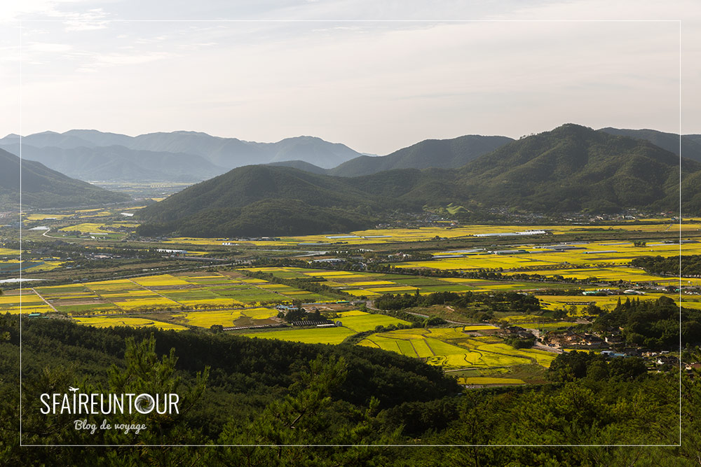 Vue de Namsan