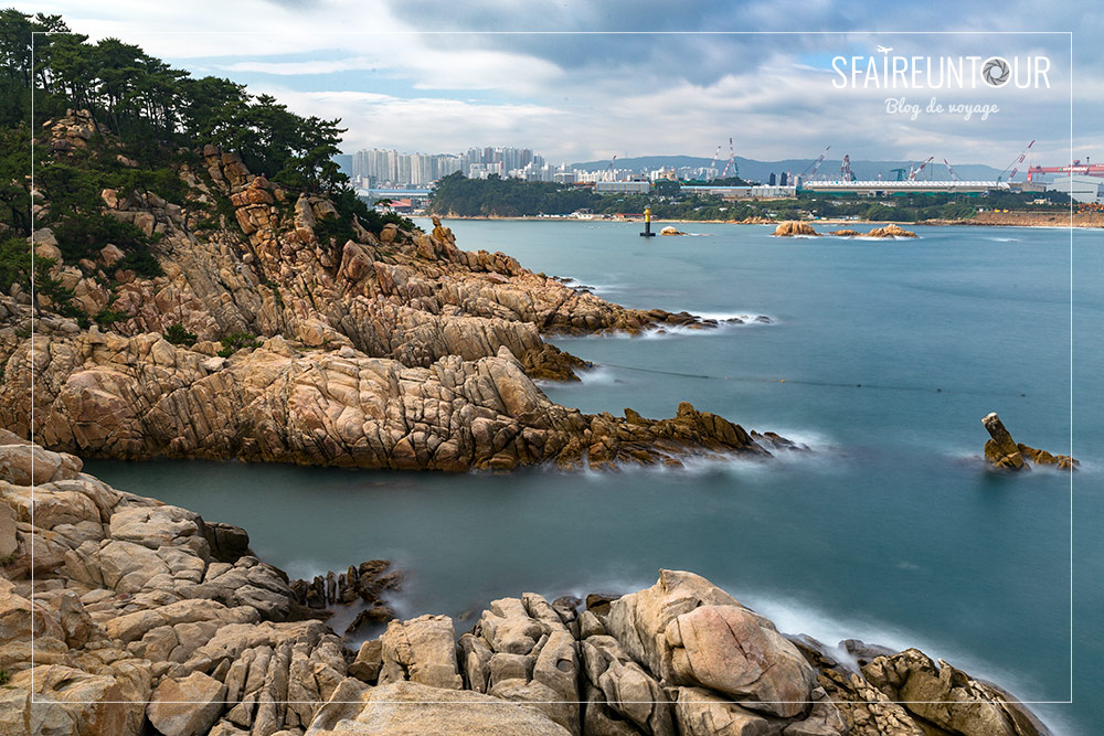 côte de Daewangam
