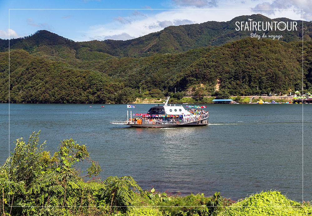 bateau pour Namisan