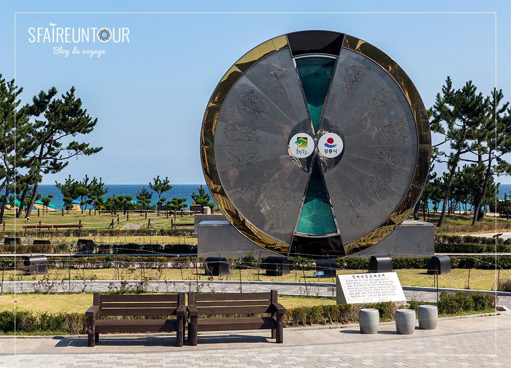 Sablier géant Jeongdong