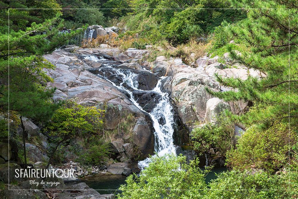 cascade Jangsan